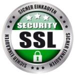 Sicherer Einkauf per SSL-Verschlüsselung