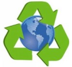 Umweltschonend durch Recycling